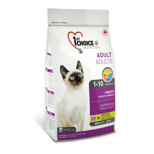1st Choice Adult Finicky Chicken Formula 2,72kg