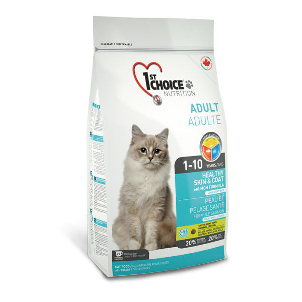 1st Choice Adult Helthy Skin & Coat 10kg Salmon Formula